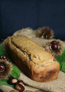 Plumcake di farina di castagne