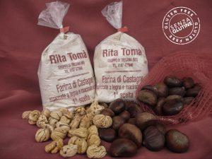FARINA DI CASTAGNE gr. 500- Senza Glutine